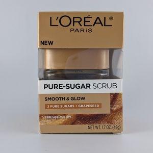 L'Oreal Paris Pure Sugar Scrub Smooth & Glow
